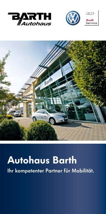 Autohaus Barth - Friedrich Barth GmbH & Co. KG