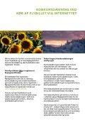 EKSTRA TRYGHED FOR 20 KRONER - Rejsegarantifonden - Page 3