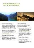 EKSTRA TRYGHED FOR 20 KRONER - Rejsegarantifonden - Page 4