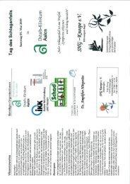 Programm und Einladung - Ostalb-Klinikum