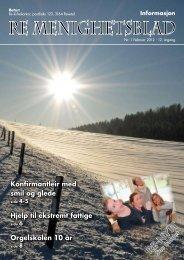 Nr. 1 2012 - Re kirkelige fellesråd