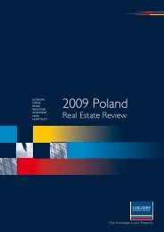 REAL ESTATE REVIEW Poland 2009 - QBusiness