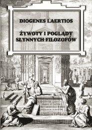 O szkołach filozoficznych - katedra.uksw.edu.pl