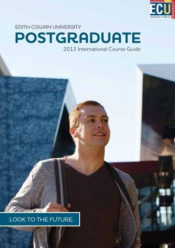 POSTgraduaTe - Ieconline.eu