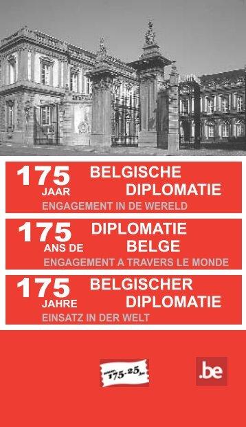 belgische diplomatie - Christian Kieckens Architects
