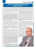 """"""" 2009 YILINDA EĞİTİMİN SORUNLARI DAHA DA ... - Türk Eğitim-Sen - Page 2"""