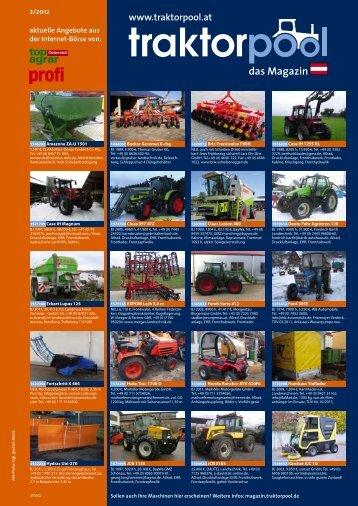 das Magazin www.traktorpool.at - traktorpool-Magazin - Traktorpool.de