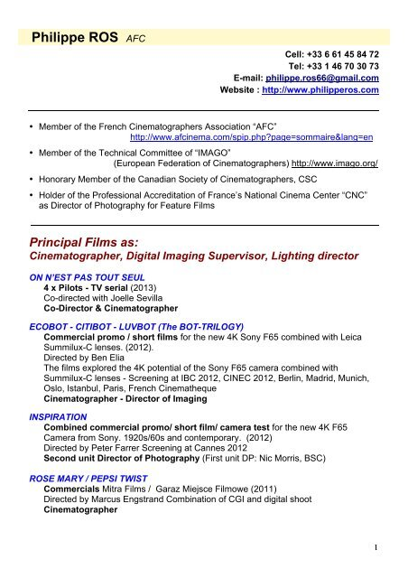 For digital and cinematography pdf lighting film