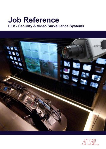 JP_ELV & Security_cover - ATAL Building Services