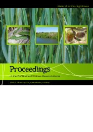 Proceedings FINAL WEB 230910.pub - Weeds Australia