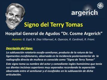 Si d l T T Signo del Terry Tomas - Congreso SORDIC