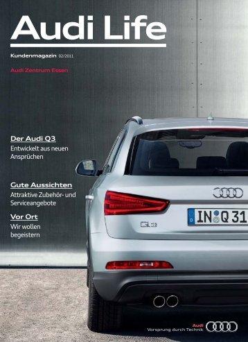 Audi Life Gute Aussichten