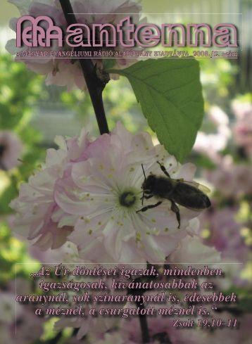 2008 2. szám - Magyar Evangéliumi Rádió