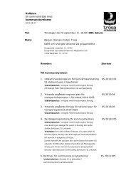 Kallelse med handlingar 20130905.pdf - Trosa kommun