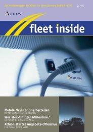 Mobile Navis online bestellen Wer steckt hinter ... - Athlon Car Lease
