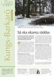 Kungs-Barkarö nyhetsblad nr 3/2011 (pdf 1,65 MB, nytt fönster)
