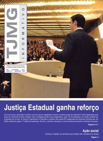 Outubro de 2010 - Tribunal de Justiça de Minas Gerais
