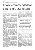 Chailey News, Summer 2012.pub - Chailey School... - Page 4