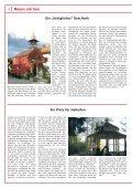 Sport www.gemeinde-bote-poecking.de - Gewerbeverband Pöcking - Seite 6