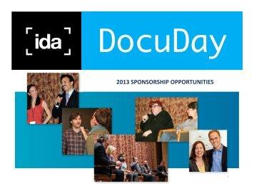 DocuDay 2013