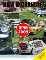RPM 2009 - Shenandoah - Porsche Club of America