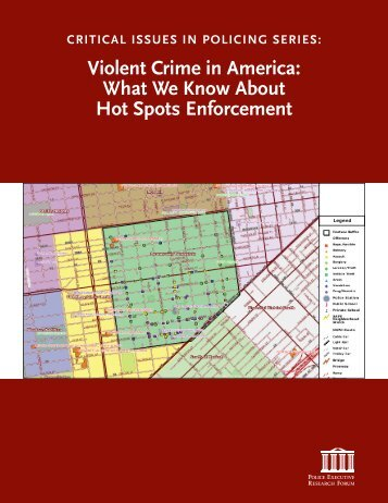 Violent Crime in America: What We Know About Hot Spots ...