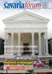 21. évf. 30. szám • szombathely, 2011. augusztus 19