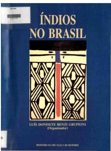 """Lançamento do livro """"História dos índios no Brasil"""