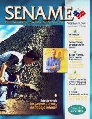 Revista Número 06 - Sename