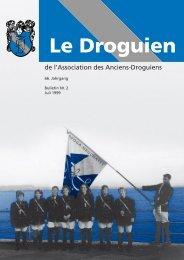 30. Oktober 1999 Schloss Boudry - Droga Neocomensis