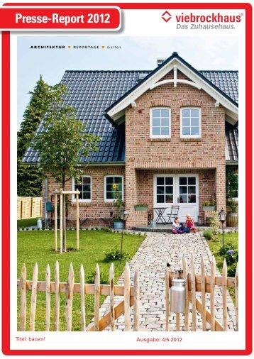 Presse-Report 2012 - Viebrockhaus