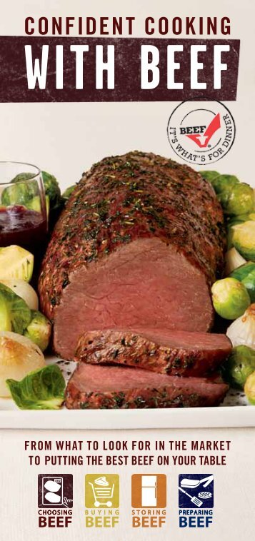 Confident Cooking with Beef - BeefRetail.org