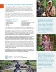'Model Forests' and volunteers - Cuso International - Page 2