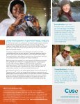 'Model Forests' and volunteers - Cuso International - Page 4