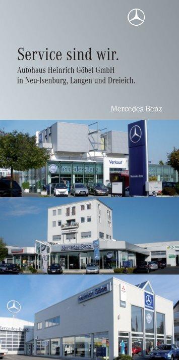 smart Service - Heinrich Göbel GmbH