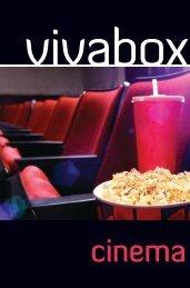 cinema - vivabox.be