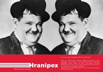 Senoplast-Kanten - Hranipex