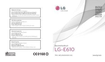 LG-E610