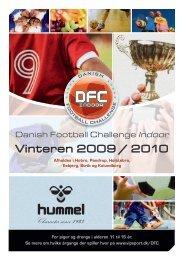 Program for indefodboldstævne - Esbjerg IF 92