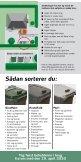 SÃ¥dan sorterer du: Nye beholdere til dit affald - Tankegang - Page 3