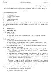 příloha č. 3 vyhl. č. 499/2006 Sb. plat. od 1. 1. 2013 - Praha 9
