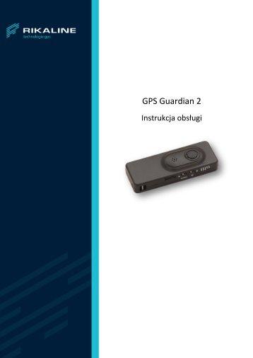 GPS Guardian 2 - instrukcja obsługi - JelCar