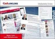 Mediadaten Online - Cash.online