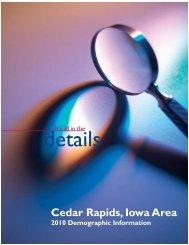 Cedar Rapids, Iowa Area - United Way of East Central Iowa