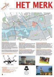 Posters Ontwikkelingsvisie Binnenstad - Gemeente Schiedam