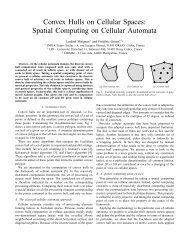 Convex Hulls on Cellular Spaces: Spatial Computing on Cellular ...