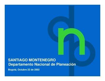 Planeación Nacional como ente rector de la planeación del país I ...