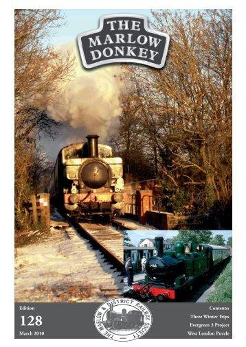 128 - Marlow & District Railway Society