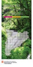 Dades del medi ambient a Catalunya 2012 Dades del ... - Xarxanet