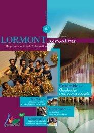 Lormont Actualités n°79